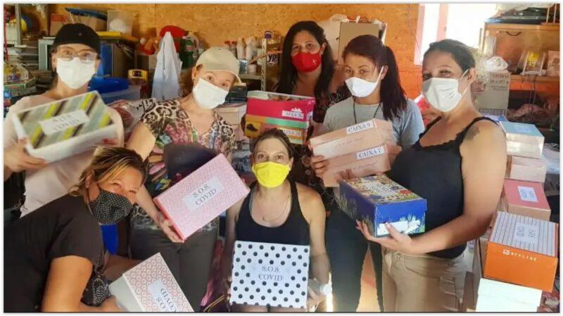 SOS Covid: Médica e líderes comunitárias se juntam para combater a pandemia em bairros carentes de Curitiba