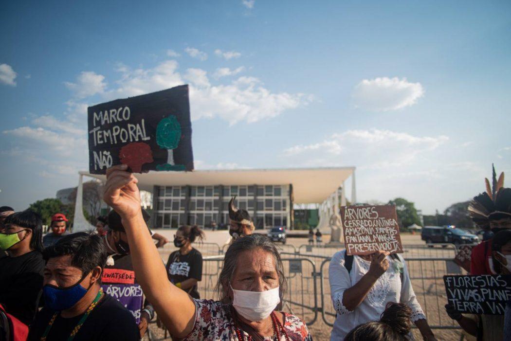 """Rafael Modesto: Kássio Nunes repete argumentos dos ruralistas e """"apaga"""" genocídio de indígenas anterior a 1988, que teve até crucificações; vídeo"""