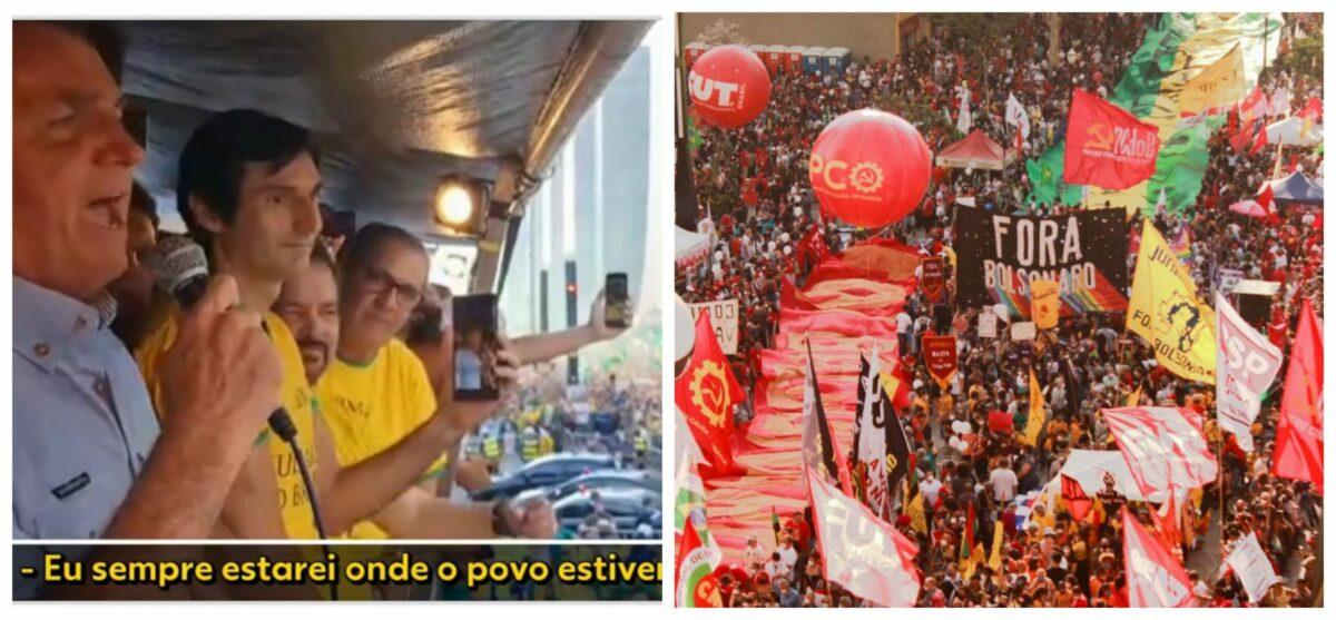 Eliara Santana: No 7 de Setembro, JN coloca impeachment no colo de Bolsonaro