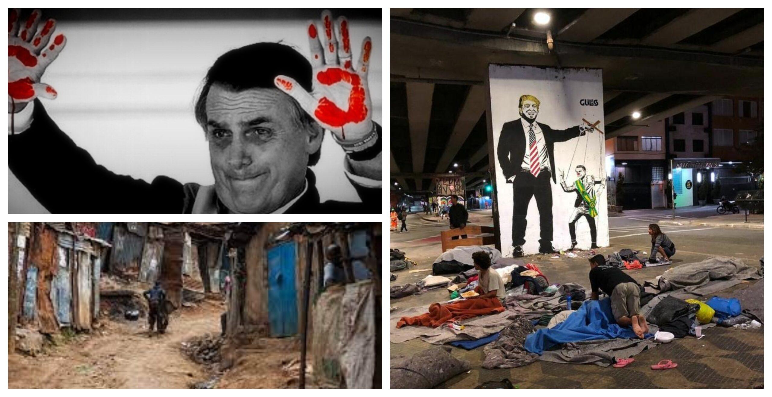 Eliara Santana: Mil dias que abalaram a Nação. O Brasil nunca foi tão infeliz