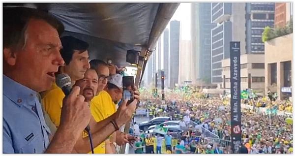 Benedito Tadeu César: Ao atacar  o presidente do STF e dizer que não vai acatar suas decisões, Bolsonaro atravessou o Rubicão