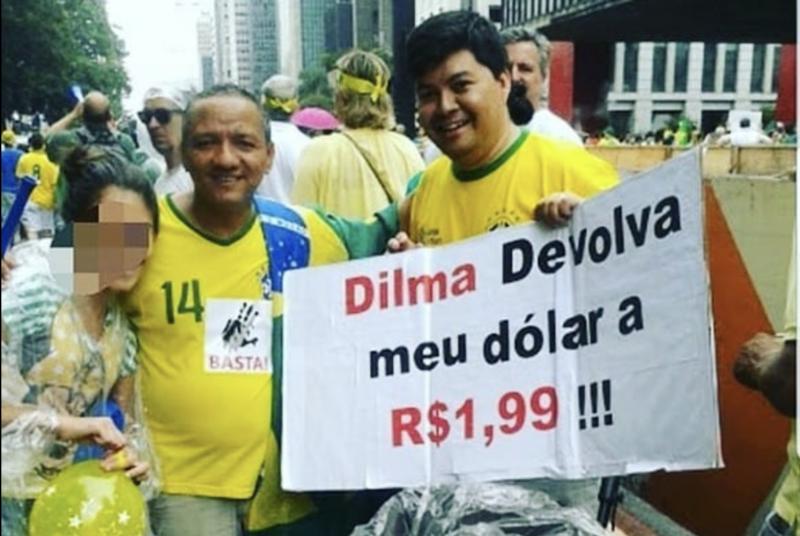 """Fux cita possível """"crime de responsabilidade"""" em fala de Bolsonaro e dólar bate em R$ 5,28 por causa de discursos golpistas do presidente"""