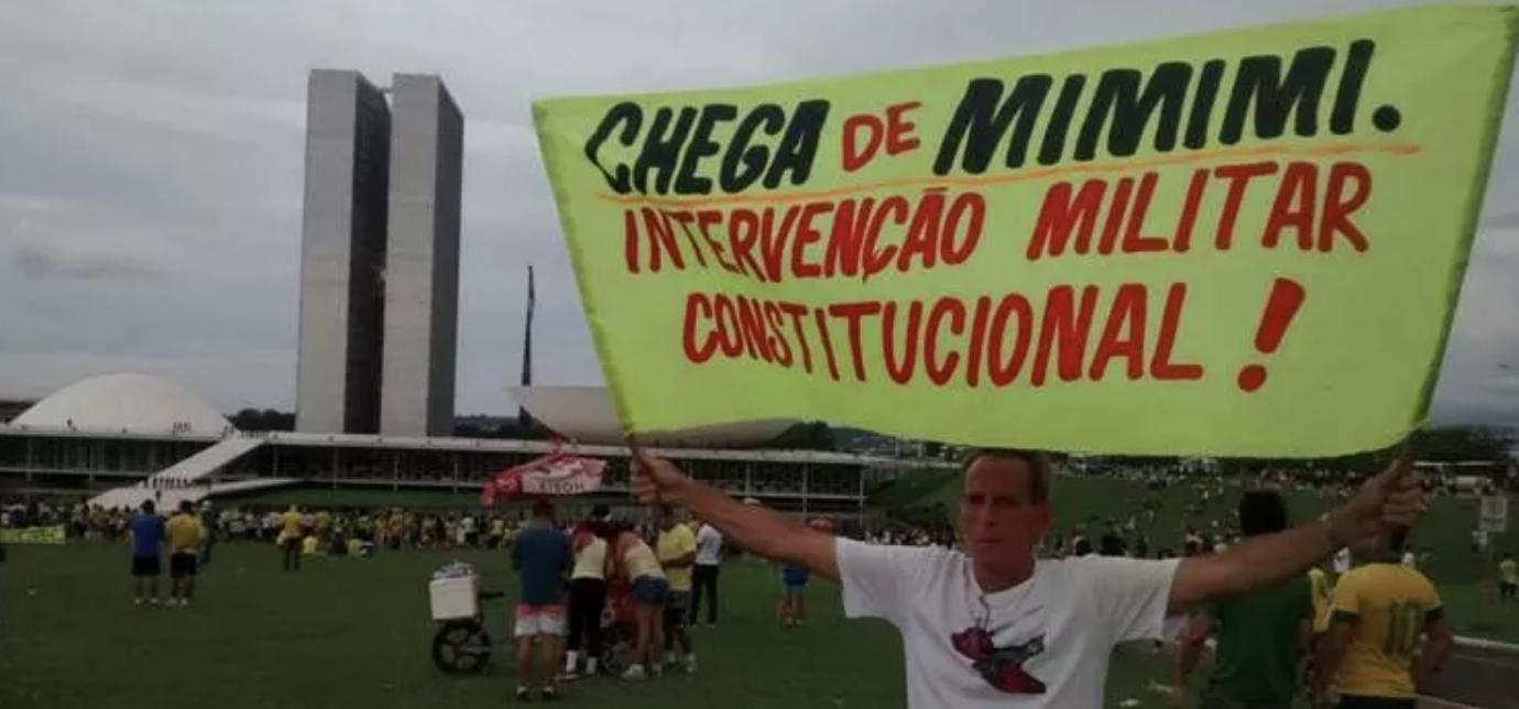Aldemario Araujo Castro: o terraplanismo constitucional do general Heleno, que inspira Bolsonaro e os seus