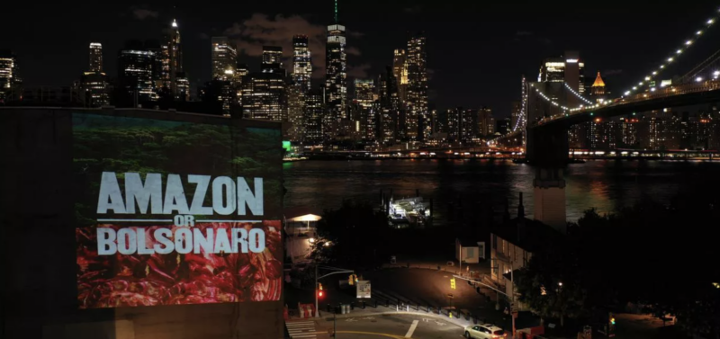 Na ONU, Bolsonaro condena passaporte sanitário que o impediria de visitar os Estados Unidos como turista