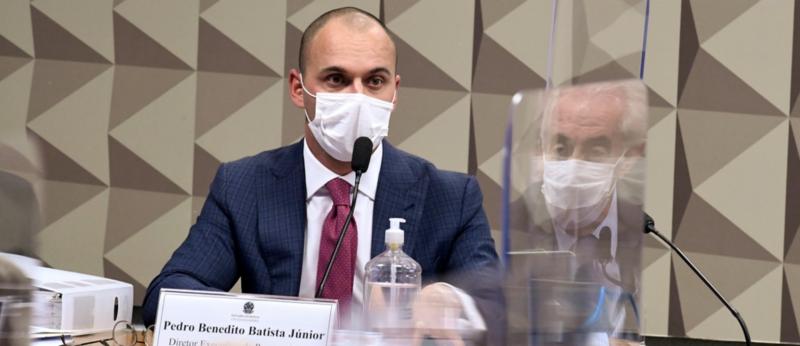 """Jornalista é testemunha de que Prevent mandava kit covid para casa de segurado sem receita: """"Esse pessoal tem de ir para a cadeia"""""""