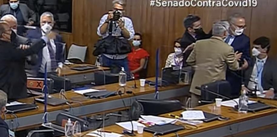 CPI convoca Hang e advogada dos médicos que denunciaram a Prevent; senador Jorginho e Renan quase trocam sopapos; acompanhe ao vivo