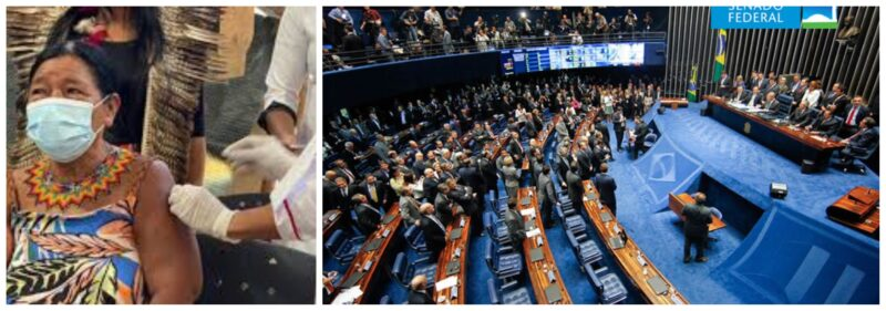 Quebra de patentes em emergências: Vamos derrubar os vetos de Bolsonaro