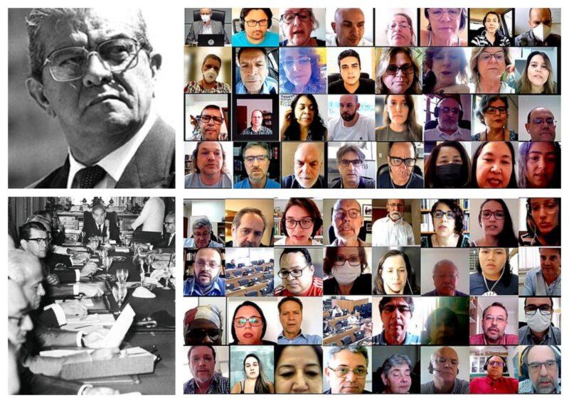 Unicamp revoga o título de doutor honoris causa a Jarbas Passarinho, apoiador do AI-5. Veja o momento histórico; vídeos