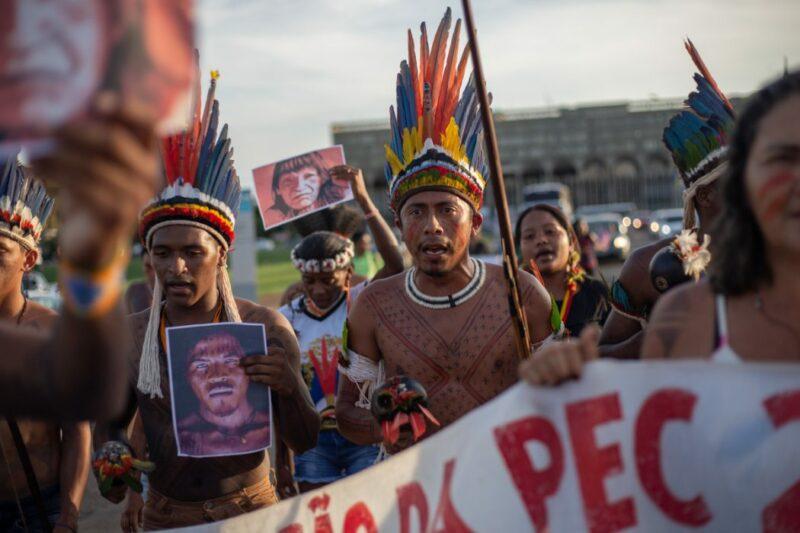 Cimi: Violência e destruição de direitos dos povos indígenas no Brasil desmentem versão de Bolsonaro na ONU; íntegra