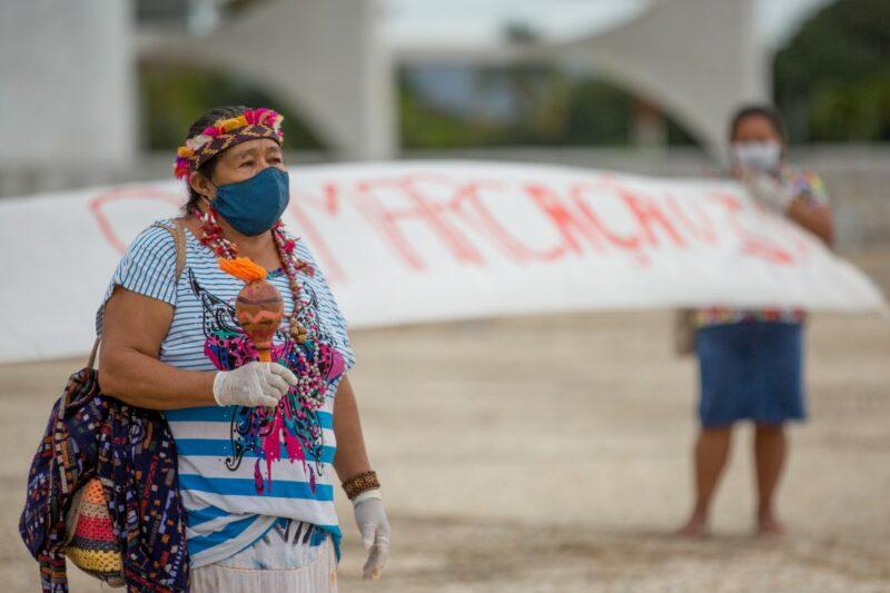 Cimi denuncia na ONU 'omissões,  sabotagem e negligência' do Brasil no combate à covid entre povos indígenas