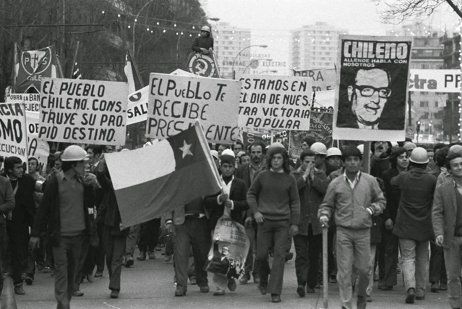 José Luís Fiori: Chile, 48 anos depois da morte de Salvador Allende