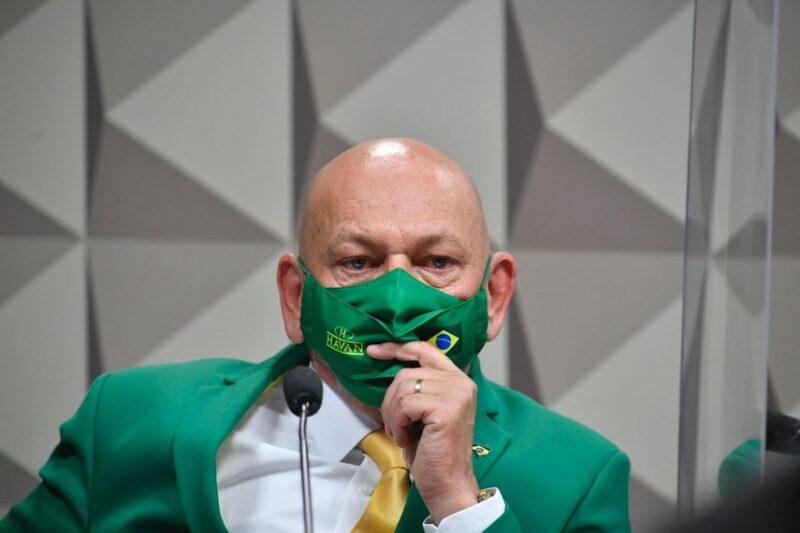 Omar Aziz expõe mamata de Luciano Hang: Havan fatura R$ 30 mi por dia, mas corre atrás de subsídio do BNDES, às custas do dinheiro do povo; vídeos
