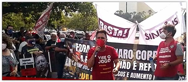 Reforma administrativa: Entidades sindicais rejeitam acordo; defendem retirada já da PEC 32; vídeo