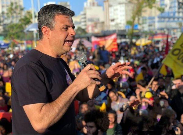 Rillo, novo presidente do PSOL paulista: É na luta de classes que todas as nossas bandeiras se encontram