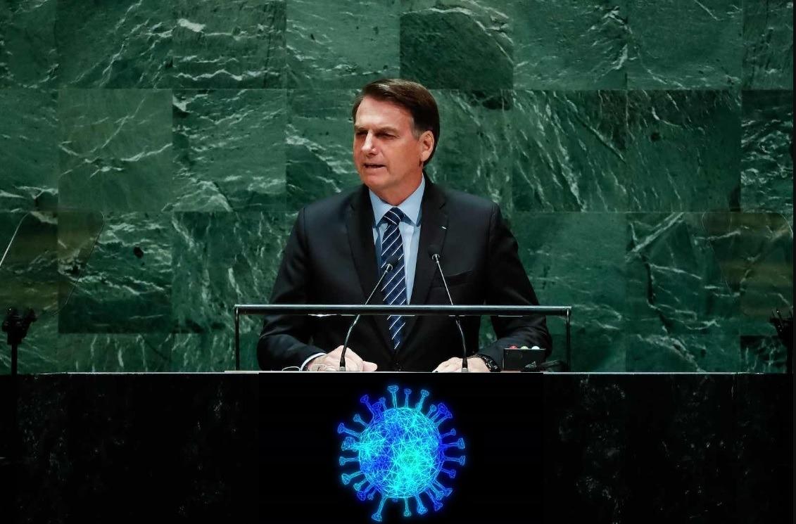 Bruno Ladvocat Cintra: Barbaridades de Jair Bolsonaro no palco das Nações