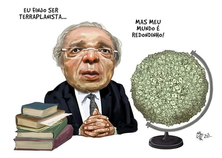 Zeca Dirceu: É cruel e imoral Guedes lucrar com offshore e dólar alto, enquanto joga povo brasileiro na extrema pobreza