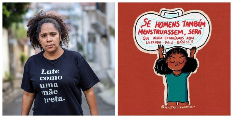 Claudia Rodrigues: Bolsonaro quer o  sangue das mulheres pobres escorrendo pelas pernas