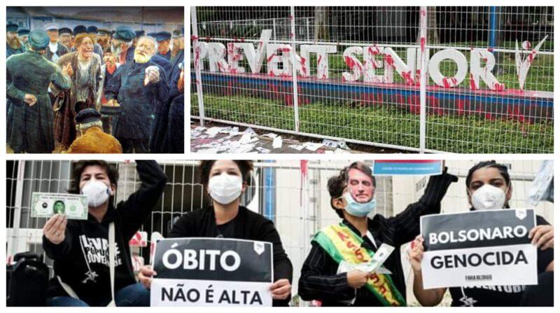 Ligia Bahia: Almas mortas na Prevent Senior