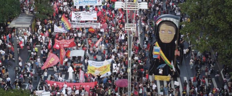 21 partidos aderem ao ato Fora Bolsonaro do 02/10, com manifestações previstas em 251 cidades do planeta