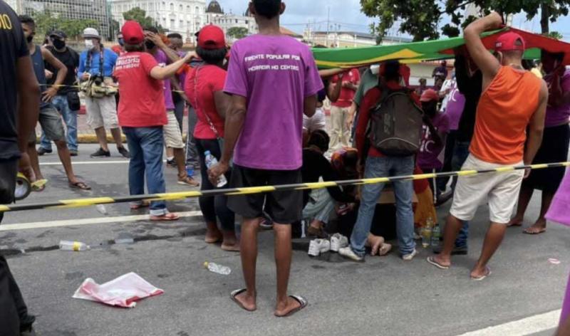 Vereadora denuncia que tentativa de homicídio no Recife foi obra de ex-candidato do Partido Social Cristão