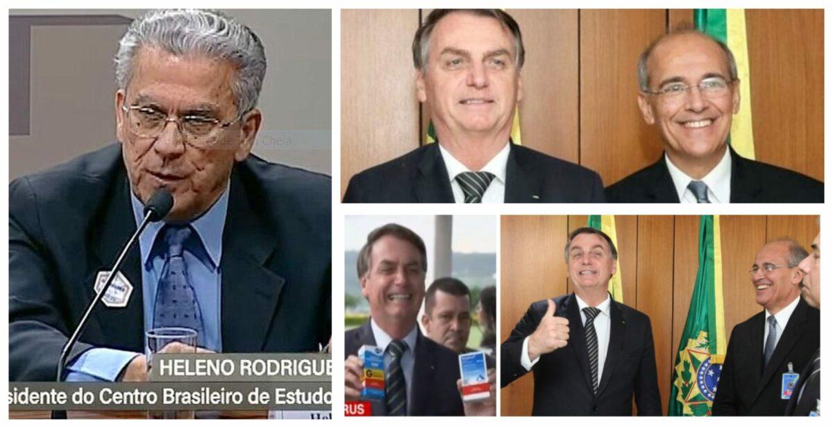 Heleno Corrêa Filho: Vídeo prova que presidente do CFM mandou às favas a ética e a medicina baseada em evidências