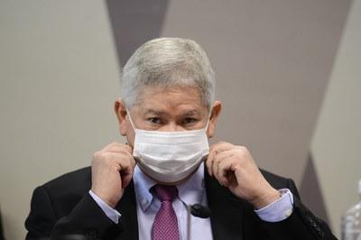 CPI da Pandemia ouve empresário da VTCLog e senadores falam em mais de 30 indiciados, inclusive Bolsonaro