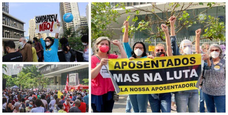 Juliana Cardoso: Privatização dos serviços de saúde na cidade de SP ameaça aposentados