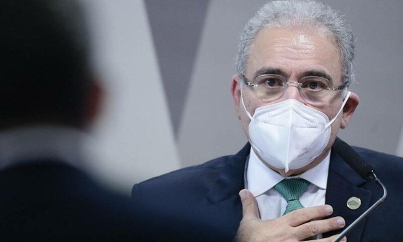 Luís Carlos Bolzan: Em conluio com Faculdade de Medicina de Lisboa, Queiroga omite em palestra todos os crimes do governo Bolsonaro na pandemia